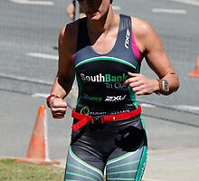 Kingscliff Triathlon 2011 Run leg C0164 by Gavin Lardner
