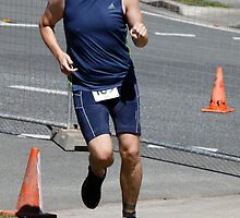 Kingscliff Triathlon 2011 Run leg C0171 by Gavin Lardner