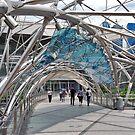The Helix Bridge 4 by Adri  Padmos