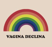 Vagina Declina by Donkmuscle Clothing