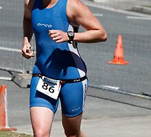 Kingscliff Triathlon 2011 Run leg C0182 by Gavin Lardner