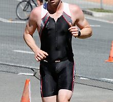 Kingscliff Triathlon 2011 Run leg C0183 by Gavin Lardner