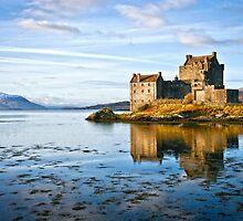Eilean Donan Castle by Philip Kearney