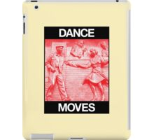 Dance Moves iPad Case/Skin