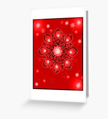 Star B Sensation 3 Greeting Card