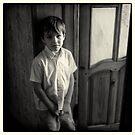 Wondering boy by Morten Kristoffersen