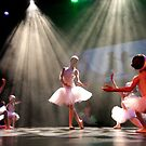 Ballet peformance #3 by Peter Voerman