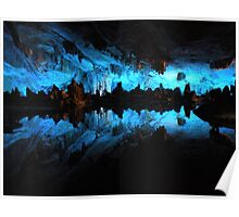 Subterranean Reflections Poster