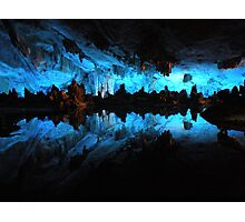 Subterranean Reflections Photographic Print