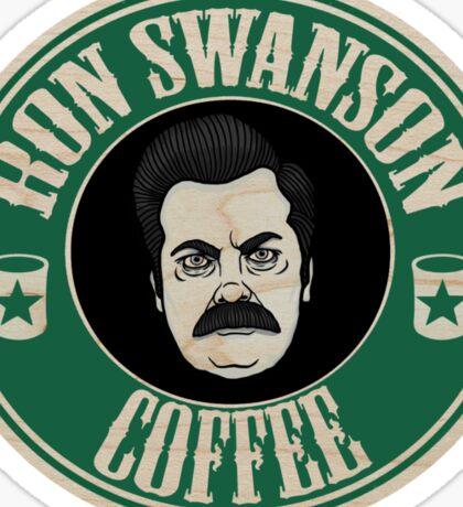 Swanson Coffee Sticker