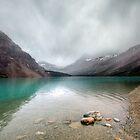 Bow Lake by Thomas Plessis