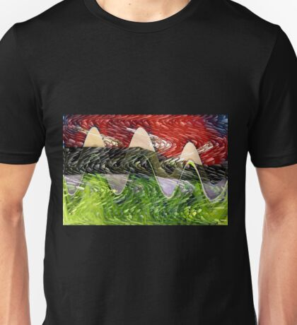 Fanning the Flame Unisex T-Shirt