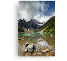 Agnes Lake Canvas Print