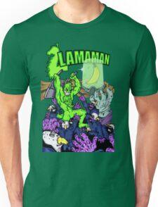 Llamaman Unisex T-Shirt