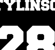 STYLINSON 28 Sticker