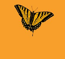Butterfly - Orange Unisex T-Shirt