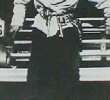 Bonnie Parker Sticker