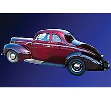 1940 Ford DeLuxe Photographic Print