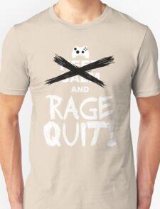 RAGE QUIT! The Xbox Version Unisex T-Shirt