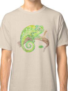 Swirly Chameleon Classic T-Shirt