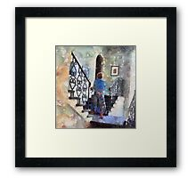 Patron of the Arts Framed Print