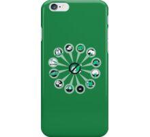 Where I Like Them - Green Eggs and Ham iPhone Case/Skin