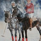 Ice Polo by David McEwen