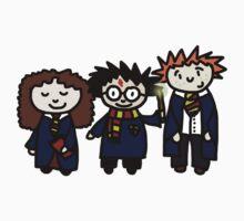 The Trio Kids Tee