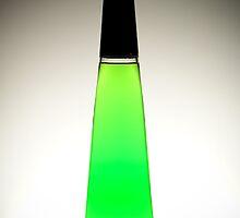 Green Liqueur by Mykhaylo Ryechkin