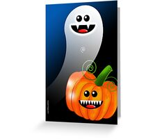 SPOOK 2 Greeting Card