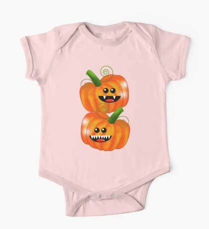 SAVAGE PUMPKINS One Piece - Short Sleeve
