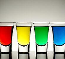 Shot Glasses by Mykhaylo Ryechkin