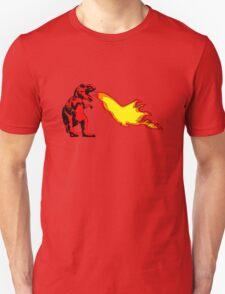 Dinosaur - Red T-Shirt