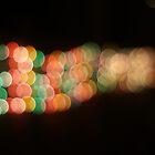 Christmas Lights by Mykhaylo Ryechkin