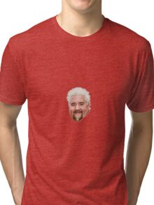 Guy Fieri is best Fieri Tri-blend T-Shirt