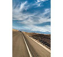 Traversée du désert Photographic Print