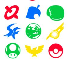 Smash Logo Print Poster Sticker