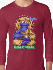 One With Cookie Long Sleeve T-Shirt