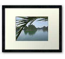 Halong Bay Framed Print