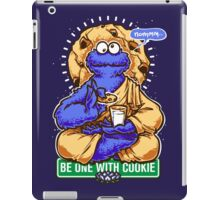 One With Cookie iPad Case/Skin