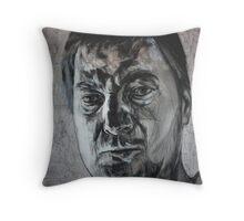 Self Portrait 14 (2011) Throw Pillow