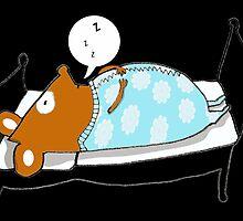 Good night Willy by margaretafriden