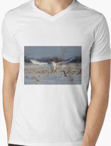 MY field MY rules Mens V-Neck T-Shirt