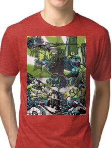 Graffiti Dreams Tri-blend T-Shirt
