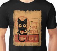 Le Chat Magique Unisex T-Shirt