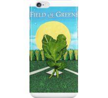 Field of Greens iPhone Case/Skin