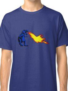 Dinosaur - Blue Classic T-Shirt