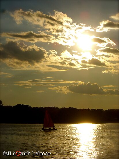 sail into the sunset by Phlite