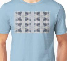 Big Blue Butterflies Unisex T-Shirt