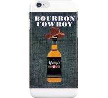 Bourbon Cowboy iPhone Case/Skin